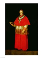 Cardinal Don Luis de Bourbon Fine-Art Print