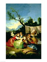 The Washerwomen, before 1780 Fine-Art Print