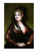 Dona Isabel de Porcel Fine-Art Print