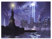 One Nation (city) Fine-Art Print