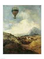 The Balloon Fine-Art Print