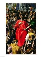 The Disrobing of Christ Fine-Art Print