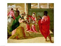 The Adoration of the Magi Fine-Art Print