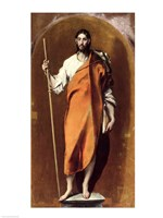 St.James the Greater Fine-Art Print
