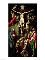 The Crucifixion Fine-Art Print