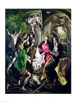 Adoration of the Shepherds Fine-Art Print