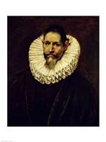 Portrait of Jeronimo de Cevallos Fine-Art Print
