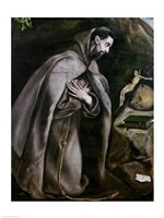 St. Francis of Assisi Fine-Art Print