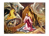 Agony in the Garden of Gethsemane Fine-Art Print