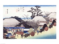 The Teahouse at the Spring Fine-Art Print