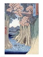 The monkey bridge in the Kai province Fine-Art Print