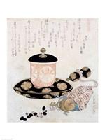 A Pot of Tea and Keys, 1822 Fine-Art Print