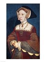 Jane Seymour, 1536 Fine-Art Print