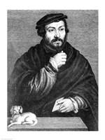 Portrait of Sir Thomas More Fine-Art Print