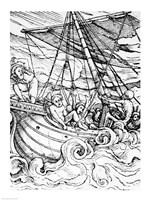 Death and the Sailor Fine-Art Print