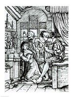 The Nun Fine-Art Print