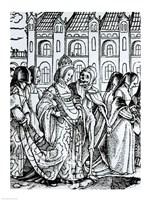 Death and the Empress Fine-Art Print