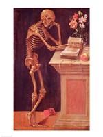 Vanitas, 1543 Fine-Art Print