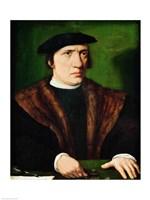 Portrait of a Man Fine-Art Print