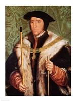 Portrait of Thomas Howard, 1539 Fine-Art Print