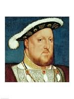 King Henry VIII Fine-Art Print