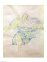 Dancer with Veils Fine-Art Print