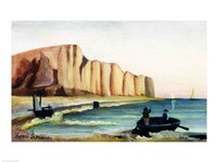 Cliffs, c.1897 Fine-Art Print