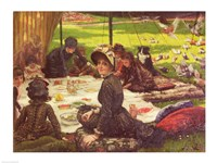 The Picnic Fine-Art Print