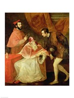 Pope Paul III Fine-Art Print
