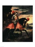 The Emperor Charles V Fine-Art Print