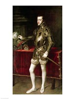 King Philip II Fine-Art Print