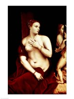Venus in Front of the Mirror Fine-Art Print