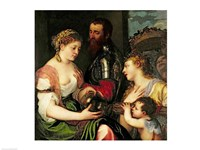 Allegory of Married Life Fine-Art Print