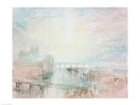 View of Lyons Fine-Art Print
