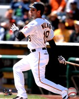 Neil Walker 2011 Action Fine-Art Print