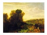 The Thames at Weybridge Fine-Art Print