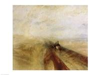 Rain Steam and Speed Fine-Art Print