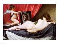 The Rokeby Venus Fine-Art Print