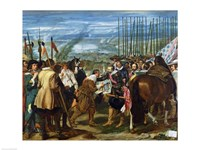 The Surrender of Breda, 1625 Fine-Art Print