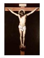 Christ on the Cross, c.1630 Fine-Art Print