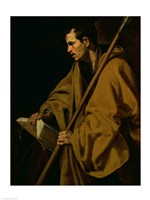 The Apostle St. Thomas Fine-Art Print