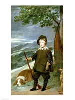 Prince Balthasar Carlos Fine-Art Print