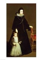 Dona Antonia de Ipenarrieta y Galdo Fine-Art Print