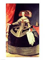 Queen Mariana of Austria Fine-Art Print