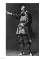 Portrait of the Marquis Ambrogio Spinola Fine-Art Print