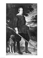 Portrait of Philip IV Fine-Art Print