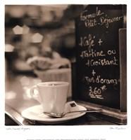 Café, Champs-Élysées Fine-Art Print