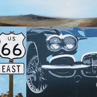 Route 66-A Fine-Art Print