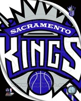 Sacramento Kings Team Logo Fine-Art Print