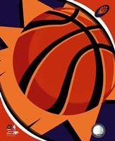 Phoenix Suns Team Logo Fine-Art Print